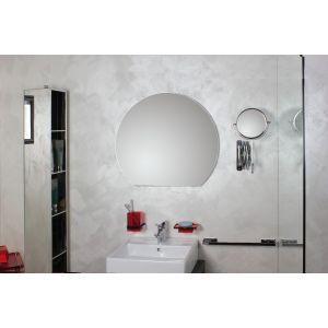 runder abgeschnittener Spiegel