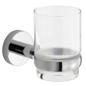 moderner Glashalter Pentas für Zahnbürste