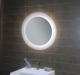 runder Spiegel mit LED Beleuchtung